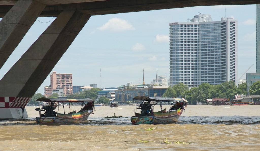 Bangkok Longtail Boats