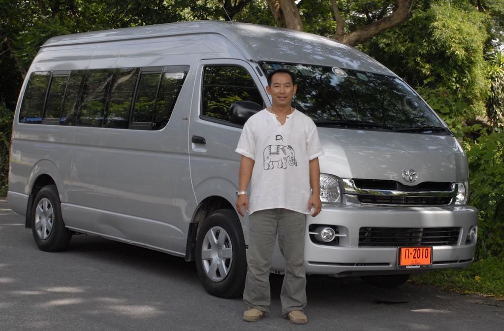 Thailand car and driver