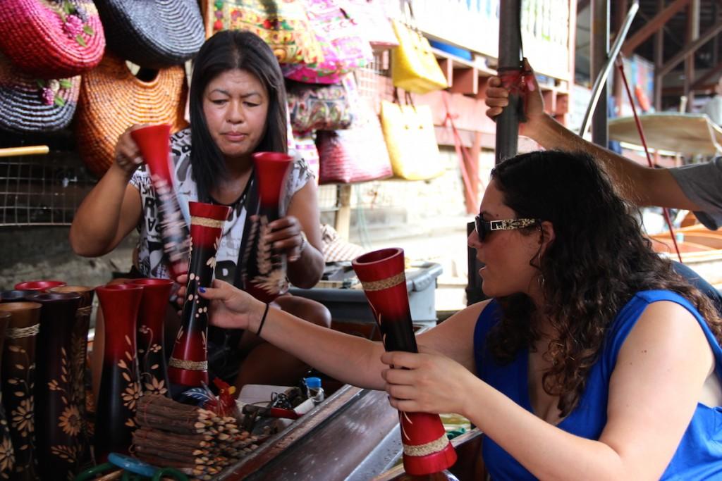 Thailand shopping tips