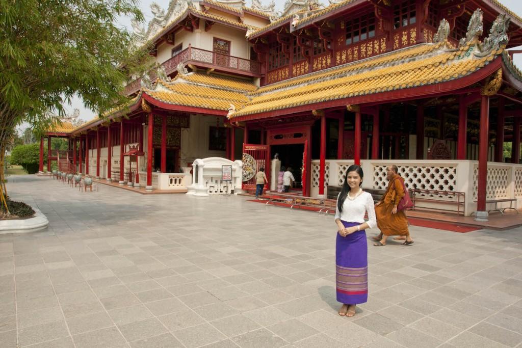Thaimaan historia