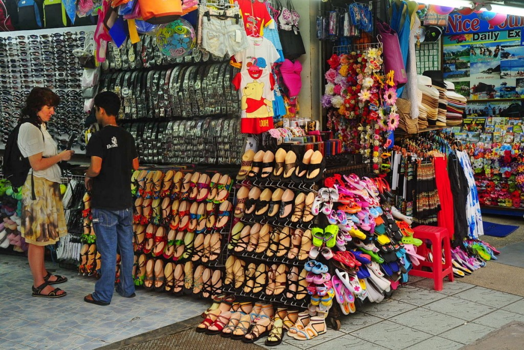 What to buy in thailand