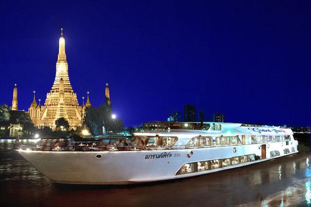 Bangkok Dinner Cruise