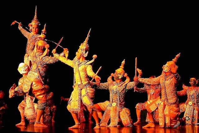 Thailand culture activities