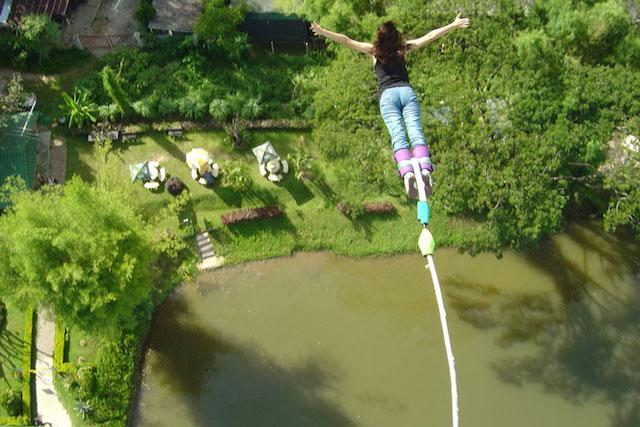 Bungy jumping phuket