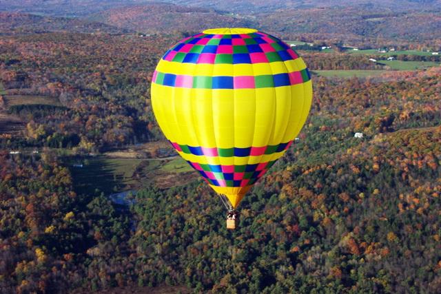 Hot-Air-Balloon Thailand