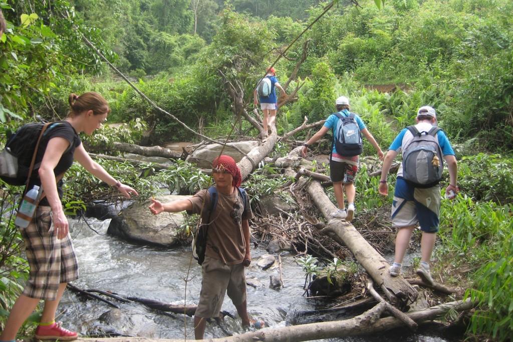 Trekking-in-Chiang-Mai