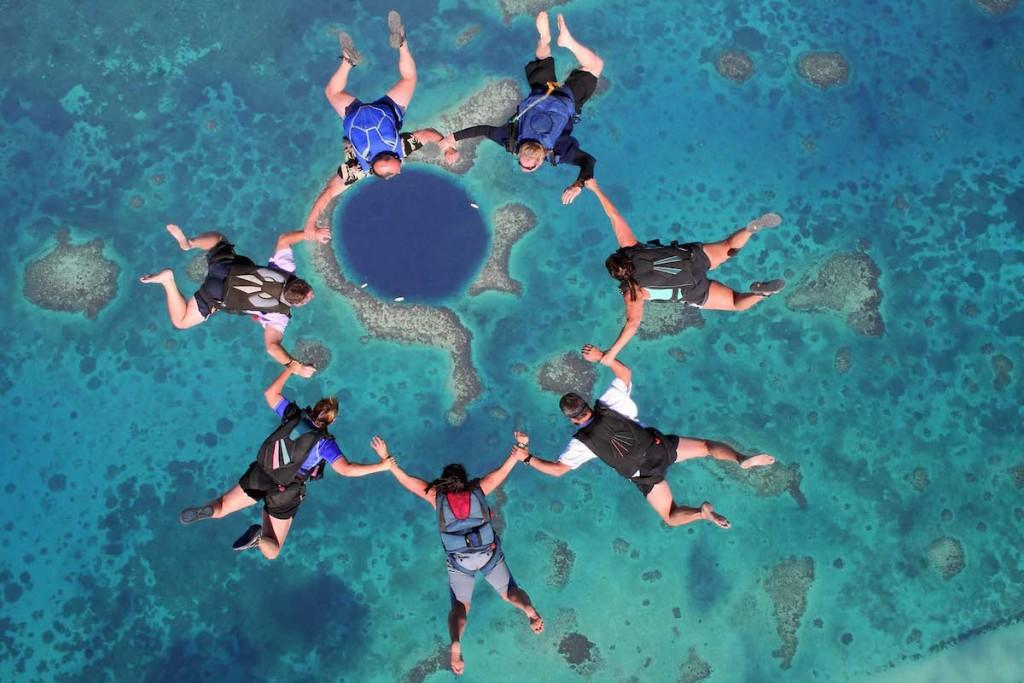skydiving pattaya